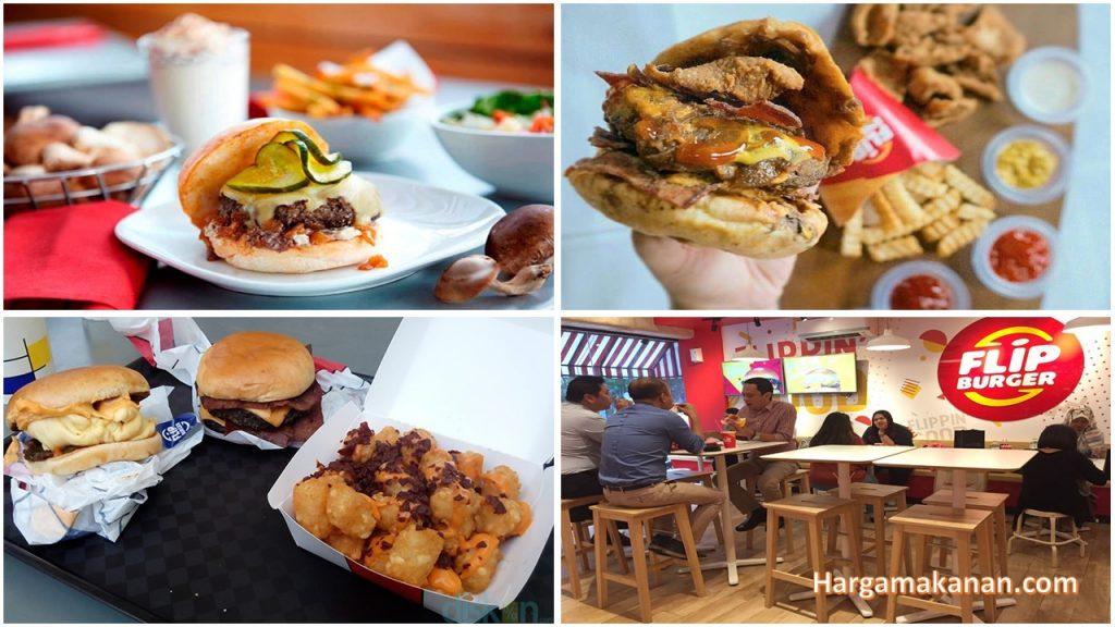 Flip Burger Surabaya