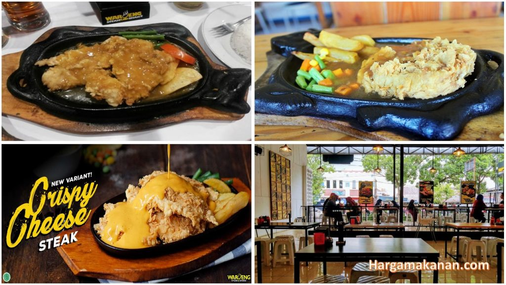 Waroeng Steak and Shake Surabaya