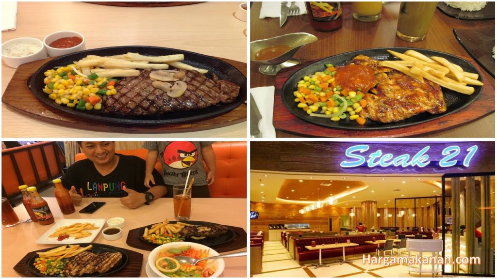 Steak 21 Cabang Tebet Jakarta