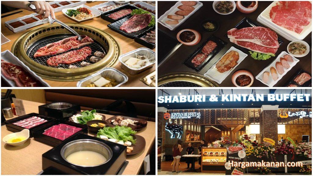 Shaburi Kintan Buffet Surabaya