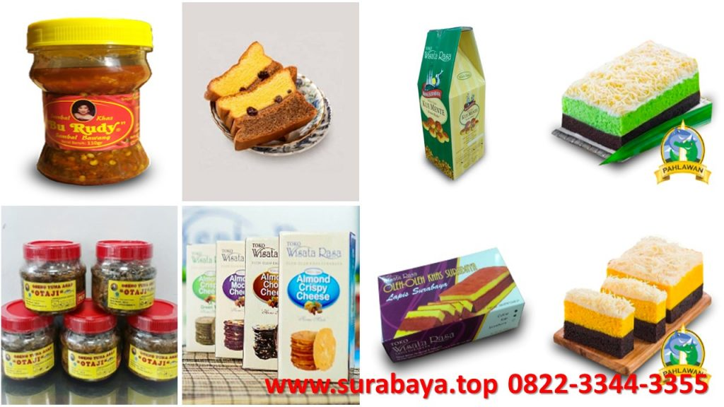 Harga Menu Delivery Oleh Oleh Surabaya