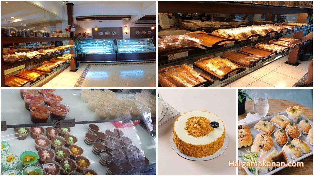 Harga Menu Bon Ami Bakery