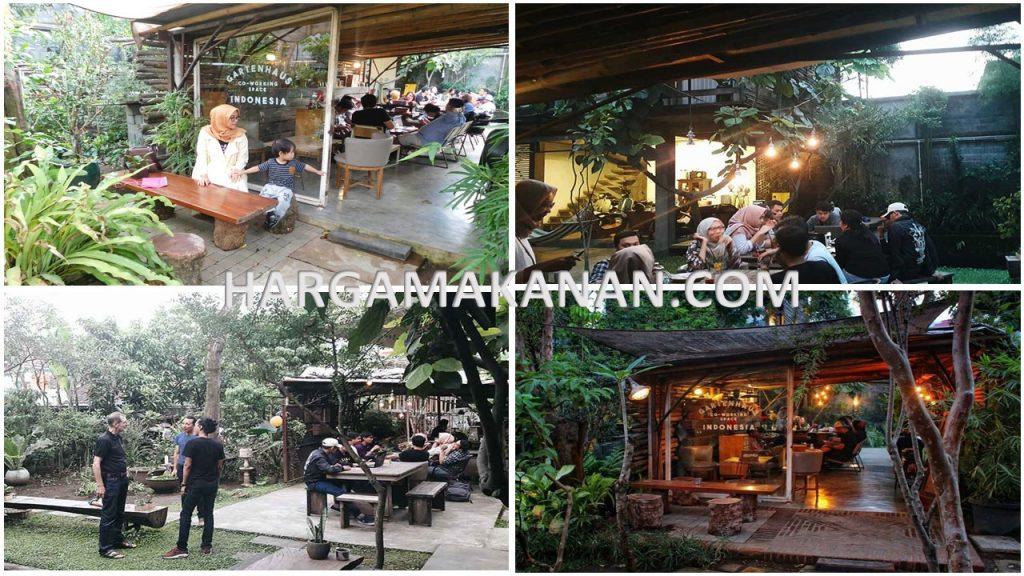 Harga Menu Gartenhaus Malang